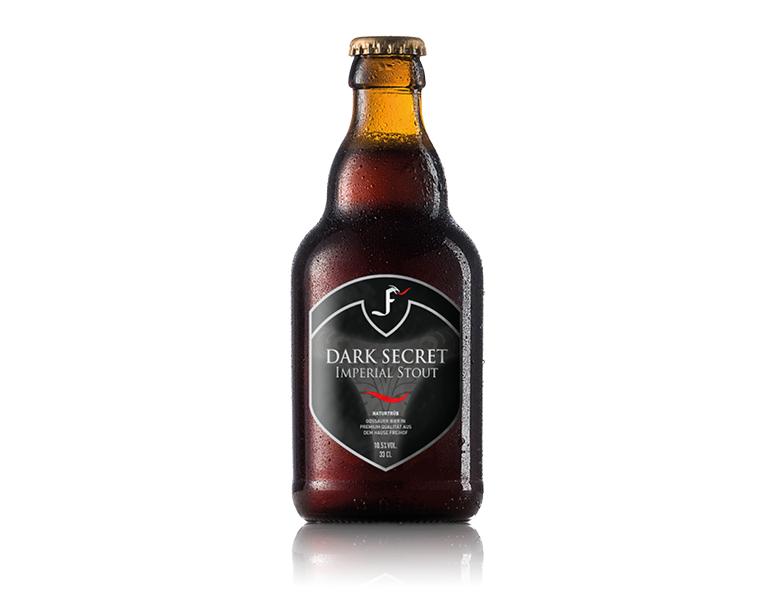 dark secret Bier