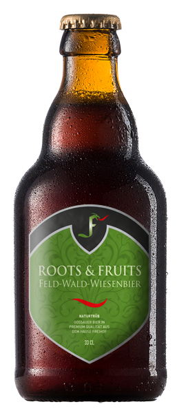 Roots and Fruits Bier