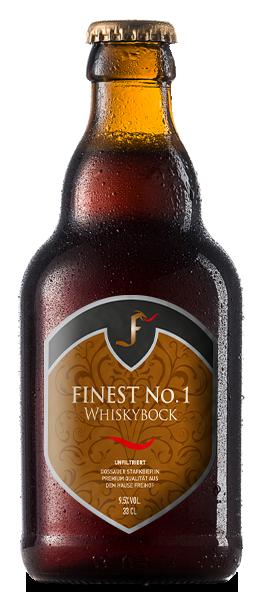 Whiskybock Bier