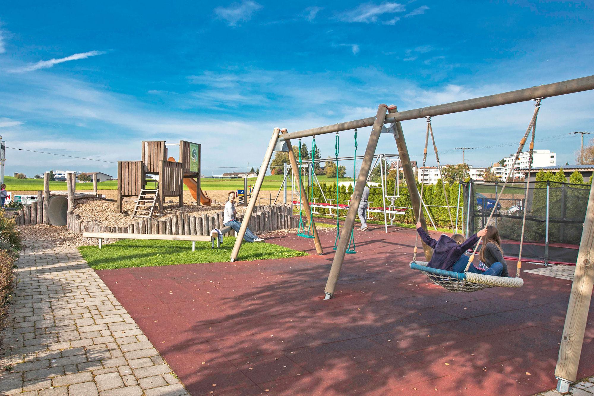 Freihof Spielplatz