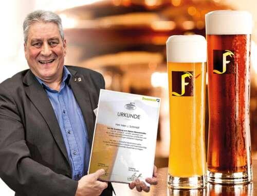 Wir gratulieren zum Biersommelier Diplom